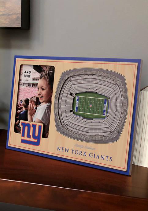 You The Fan NFL New York Giants 3D