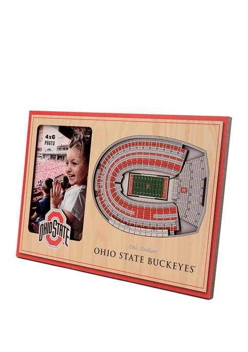 You The Fan NCAA Ohio State Buckeyes 3D
