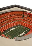 NFL Cleveland Browns 25-Layer StadiumViews 3D Wall Art - FirstEnergy Stadium