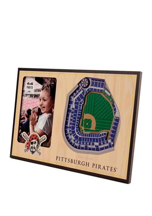 You The Fan MLB Pittsburgh Pirates 3D StadiumViews