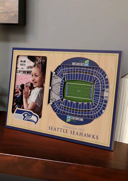 You The Fan NFL Seattle Seahawks 3D StadiumViews
