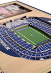 NFL Seattle Seahawks 3D StadiumViews Picture Frame - CenturyLink Field
