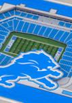 NFL Detroit Lions 3D StadiumViews 2 Pack Coaster Set - Ford Field
