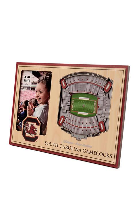 You The Fan NCAA South Carolina Gamecocks 3D