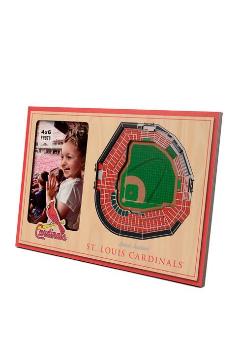 You The Fan MLB St. Louis Cardinals 3D