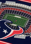 NFL Houston Texans 3D StadiumViews 2 Pack Coaster Set - NRG Stadium