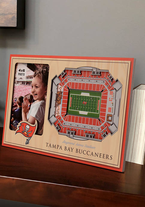 You The Fan NFL Tampa Bay Buccaneers 3D