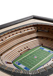 NFL New York Giants 25-Layer StadiumViews 3D Wall Art - MetLife Stadium