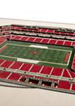 NFL Tampa Bay Buccaneers 5-Layer StadiumViews 3D Wall Art - Raymond James Stadium