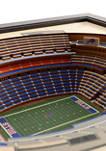 NFL Buffalo Bills 25-Layer StadiumViews 3D Wall Art - New Era Field