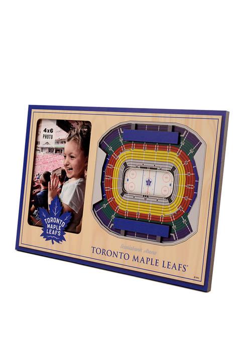 You The Fan NHL Toronto Maple Leafs 3D
