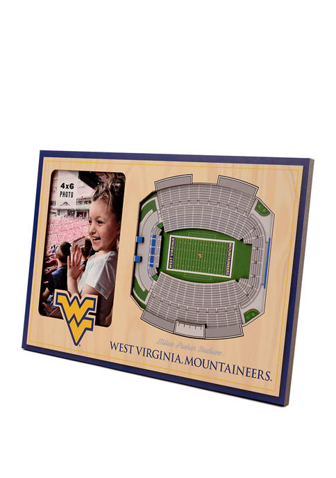 You The Fan NCAA West Virginia Mountaineers 3D