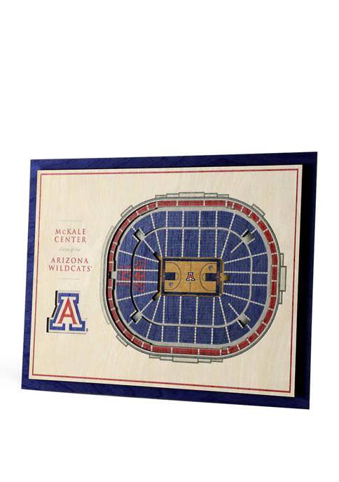 You The Fan NCAA Arizona Wildcats 5 Layer