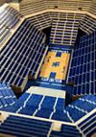 NCAA Kentucky Wildcats 25 Layer StadiumViews Lighted End Table - Rupp Arena