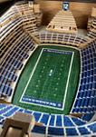 NFL Seattle Seahawks 25 Layer StadiumViews Lighted End Table - CenturyLink Field
