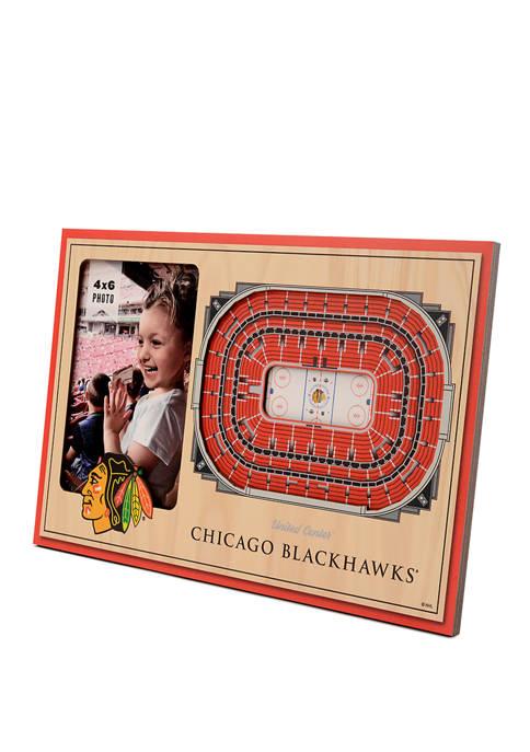 You The Fan NHL Chicago Blackhawks 3D StadiumViews