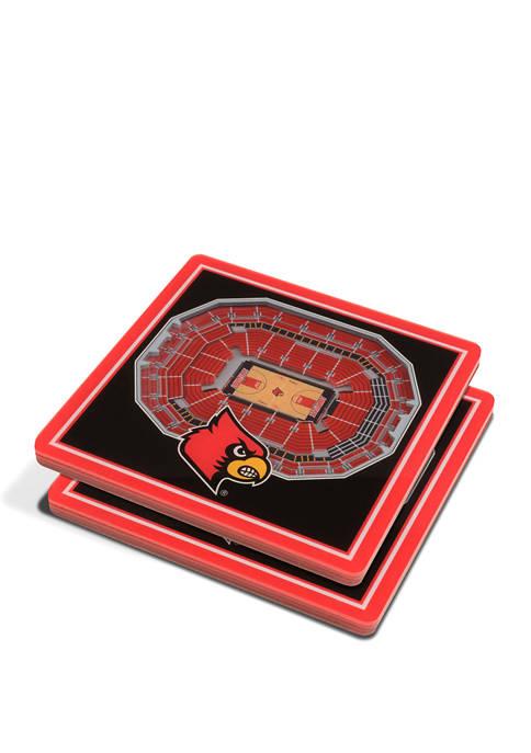 You The Fan NCAA Louisville Cardinals 3D Stadium