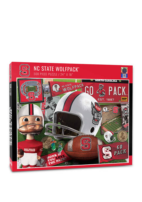You The Fan NCAA NC State Wolfpack Retro
