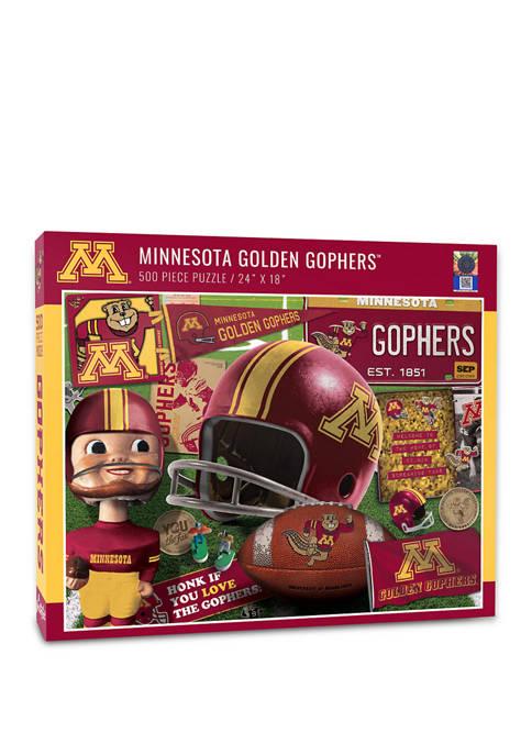 You The Fan NCAA Minnesota Golden Gophers Retro