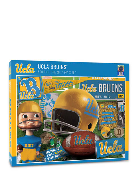 NCAA UCLA Bruins Retro Series Puzzle - 500 Pieces