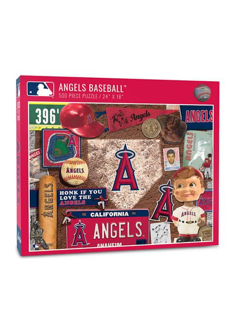 You The Fan MLB Los Angeles Angels Retro