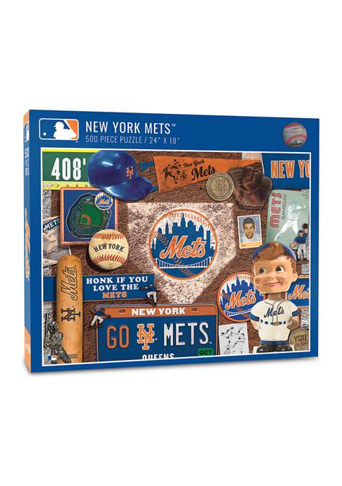 You The Fan MLB New York Mets.Retro Series