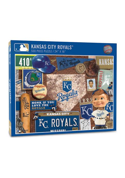 You The Fan MLB Kansas City Royals Retro