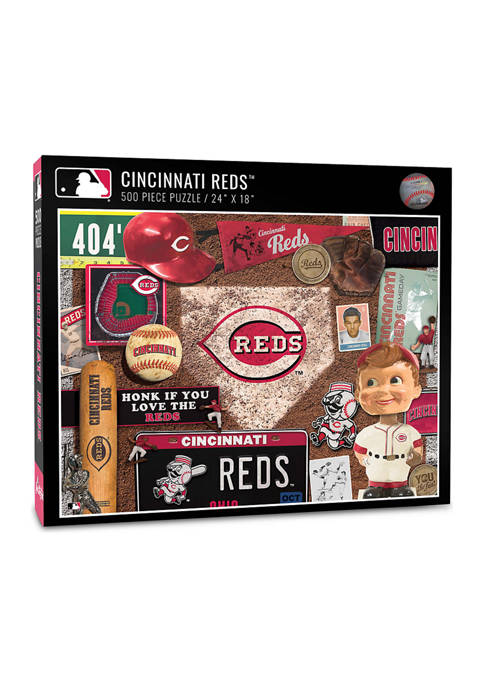 You The Fan MLB Cincinnati Reds Retro Series
