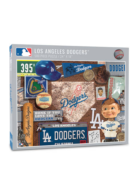 You The Fan MLB Los Angeles Dodgers Retro