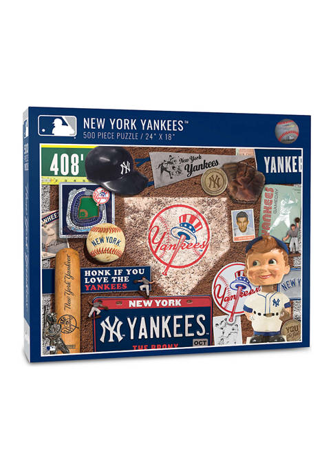 You The Fan MLB New York Yankees Retro