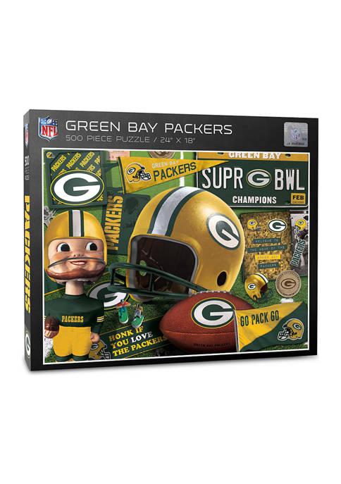You The Fan Green Bay Packers Retro Series