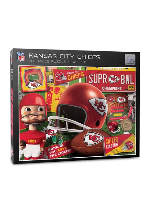 You The Fan Kansas City Chiefs Retro Series