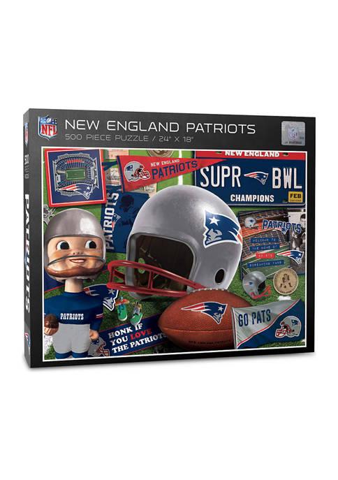 You The Fan New England Patriots Retro Series