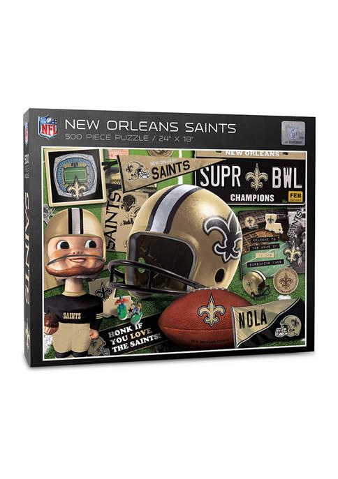 You The Fan New Orleans Saints Retro Series