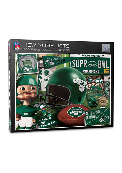 You The Fan New York Jets Retro Series