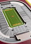 NCAA Arizona State Sun Devils 3D Stadium Banner-8x32