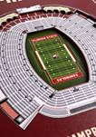 NCAA Florida State Seminoles  3D Stadium Banner-8x32
