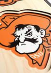 NCAA Oklahoma State Cowboys  3D Stadium Banner-8x32