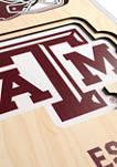 NCAA Texas A&M Aggies  3D Stadium Banner-8x32