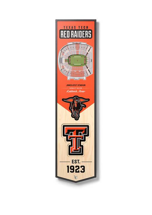 You The Fan NCAA Texas Tech Red Raiders