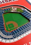 MLB Los Angeles Angels  3D Stadium Banner-8x32