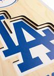 MLB Los Angeles Dodgers  3D Stadium Banner-8x32