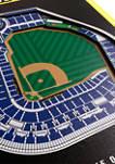 MLB Pittsburgh Pirates  3D Stadium Banner-8x32