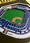 MLB San Diego Padres  3D Stadium Banner-8x32