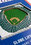 MLB Texas Rangers  3D Stadium Banner-8x32