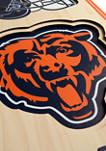 NFL Chicago Bears  3D Stadium Banner-8x32