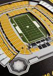 NFL Pittsburgh Steelers  3D Stadium Banner-8x32