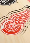 NHL Detroit Red Wings (Joe Louis) 3D Stadium Banner-Little Caesars Arena