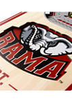 NCAA Alabama Crimson Tide 3D Stadium Banner-6x19