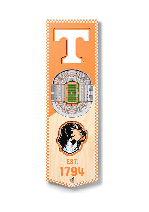 You The Fan NCAA Tennessee Volunteers 3D Stadium